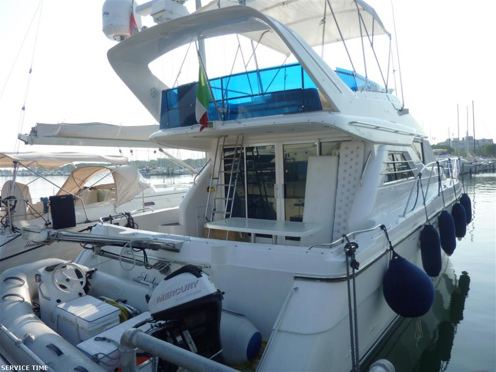 marine project LTDPRINCESS 470 FLY