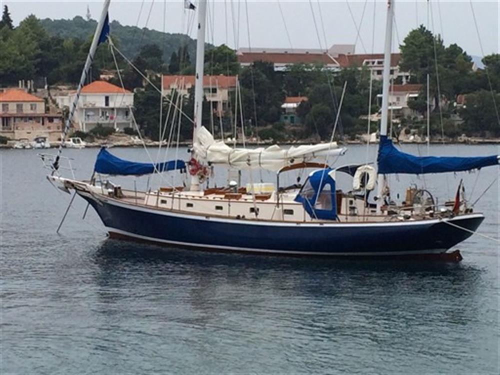 Cherubini Boat Company - CHERUBINI 44 KETCH