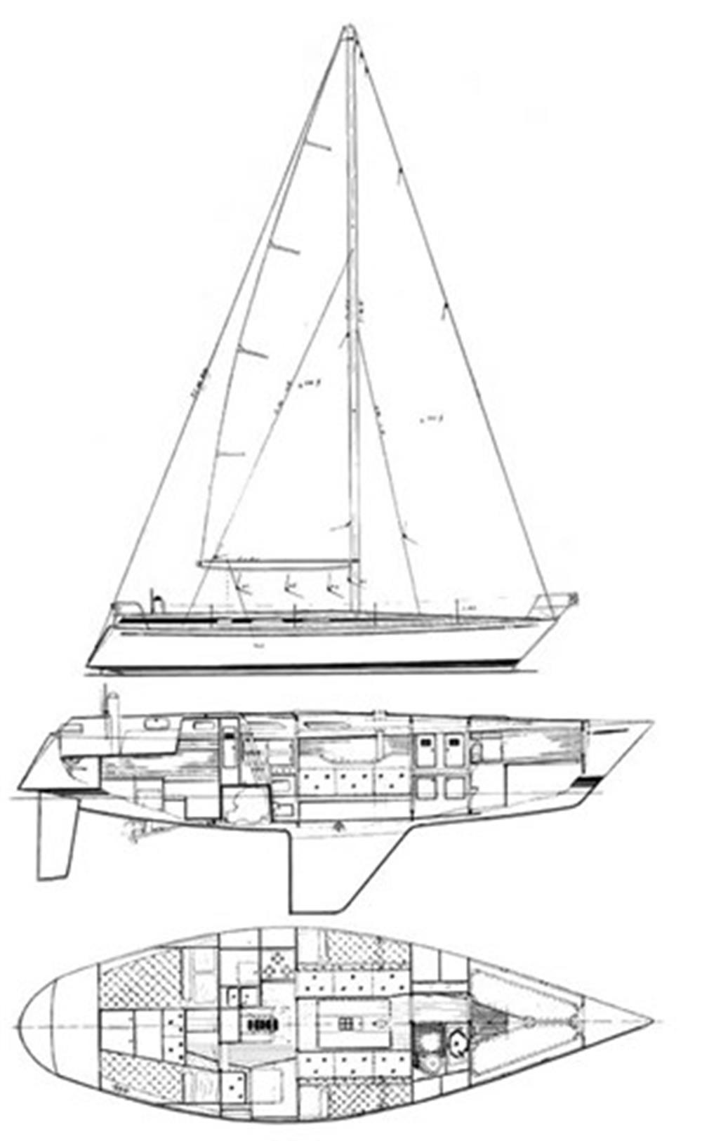 NAUTOR'S  SWAN 371