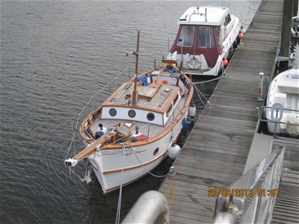 Holland KutteryachtRoyalClipper