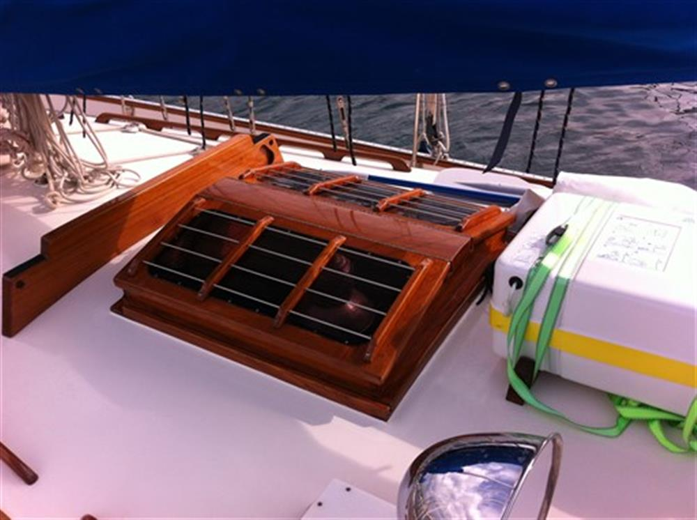 CherubiniBoatCompany CHERUBINI44KETCH