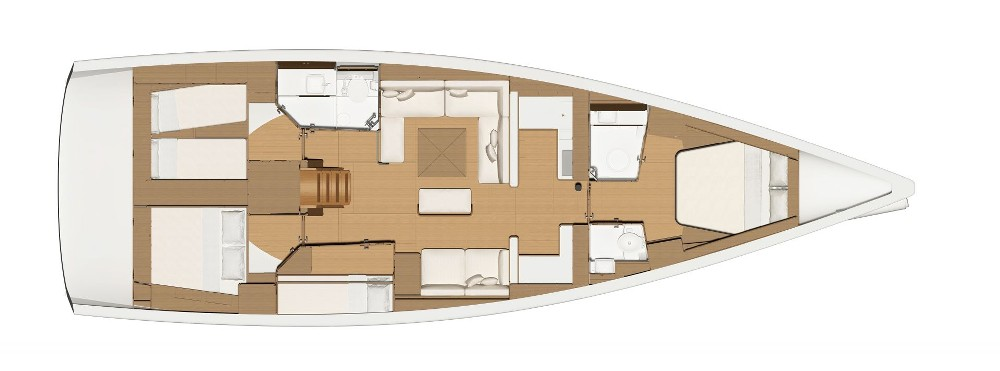 Dufour Yachts DUFOUR 520GL OWNER VERSION