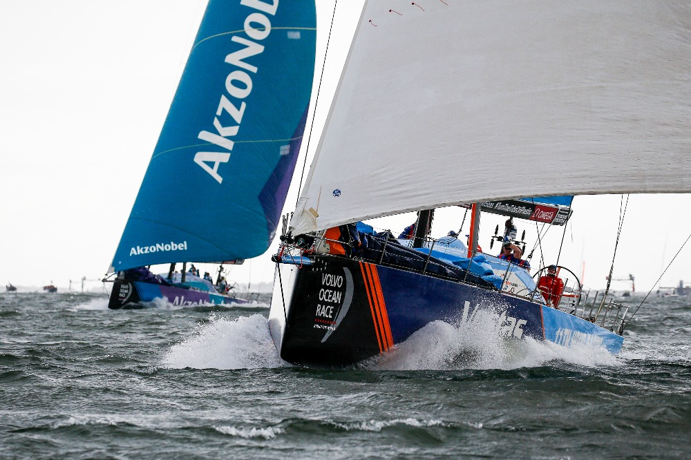 Vestas 11th Hour Racing vince la Gothenburg In-Port Race, MAPFRE le Series
