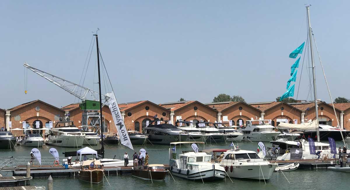 Salone nautico 2019 Venezia
